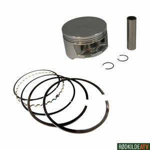 190.10000-2 - Piston Kit TRX450 S/ES 98-04 OS .50 - Rødkilde ATV