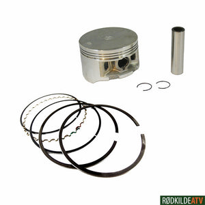190.10001-4 - Piston Kit TRX400FW 95-03 OS 1.00 - Rødkilde ATV