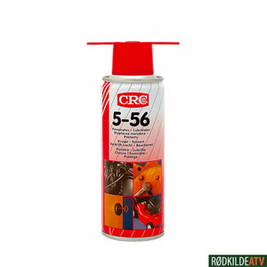210.0010 - CRC 5-56 2 - SPRAY 300 ML - Rødkilde ATV