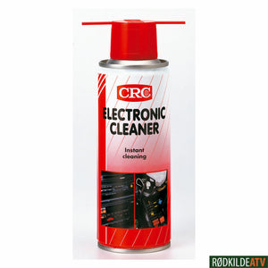 210.0054 - CRC ELECTRONIC CLEANER 200ML - Rødkilde ATV