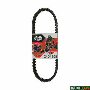 225.24G4108 - Gates G-Force CVT Belt - Rødkilde ATV