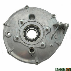 245.0150 - Honda TRX300 Rear Brake Backing Plate - Rødkilde ATV