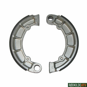 250.MBS4420 - BRAKE SHOE SET MBS4420 - Rødkilde ATV