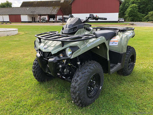 Can-Am Outlander 570 DPS 48hk Green (4ALA)