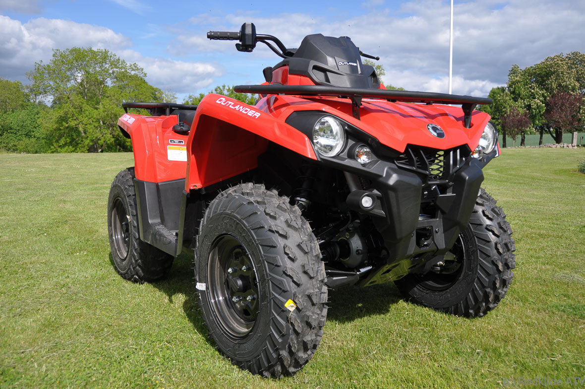 Can-Am Outlander 450 STD 38hk Can-Am Red (5AKC)