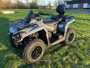 Can-Am Outlander MAX 570 DPS 48hk - Granite Grey (5NMA)