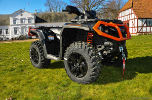 Can-Am Outlander 650 XT 59hk Can-am red-black (2PKB)