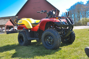 Honda TRX 250TE Recon Farmers edition