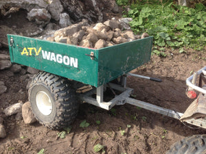 ATV Wagon UT 800 ATV Trailer - Rødkilde ATV