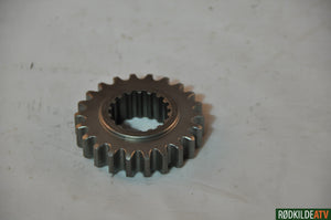 u3215-12521 - SPROCKET, 22T - Rødkilde ATV