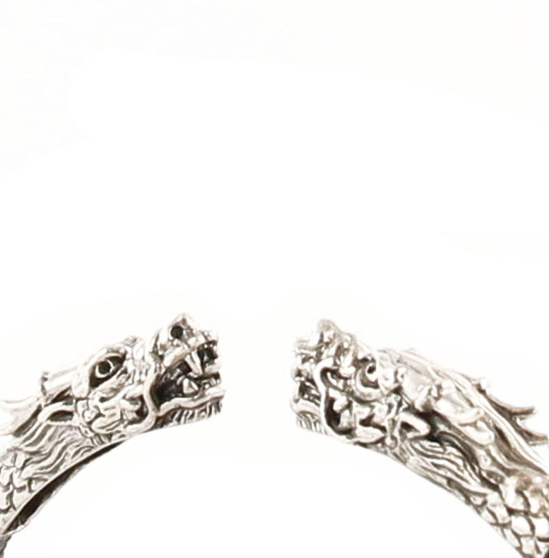 Kissing Dragon Silver