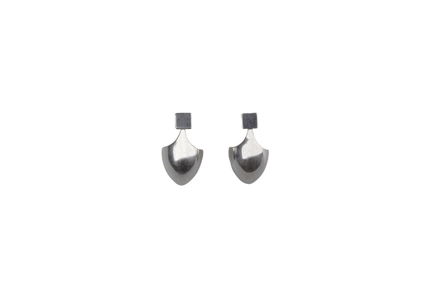 Makasi Silver Earrings