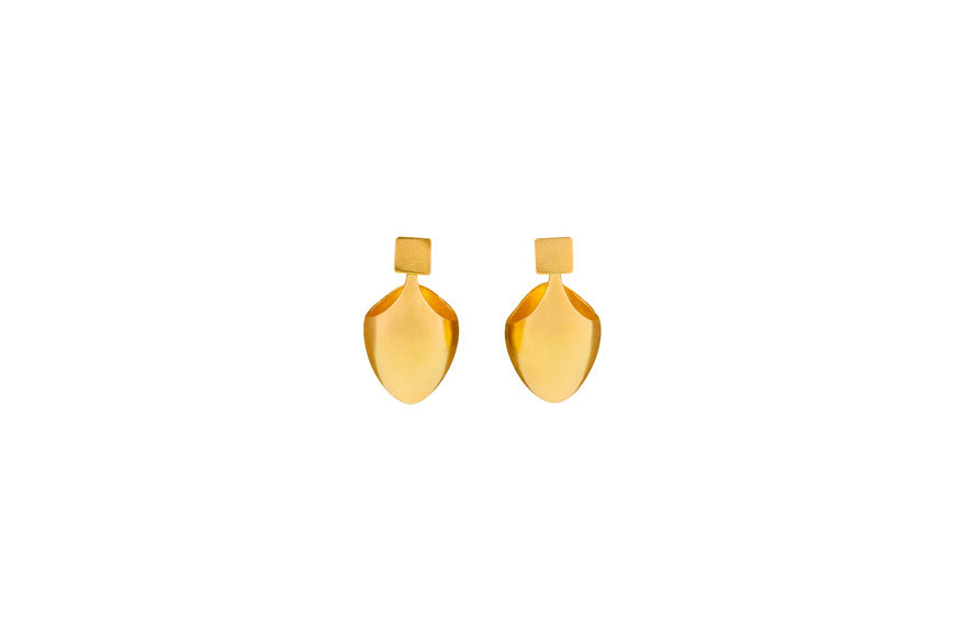 Makasi Gold Earrings