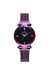 Girl Purple Magnet Watch -GA9005
