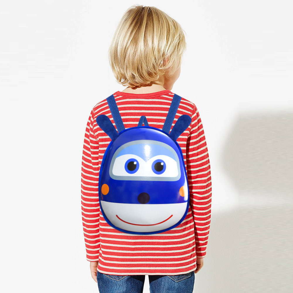 Hard Shell School Bag For Kids-Monkey-BE11589