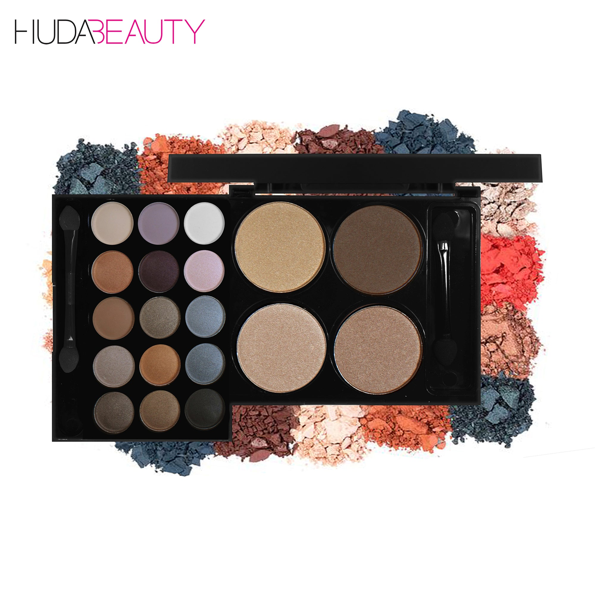 Huda Beauty IGNITED EYESHADOW PALETTE-NA10386