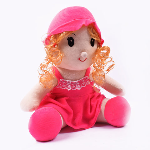 Stylish Polyster Doll-TA064