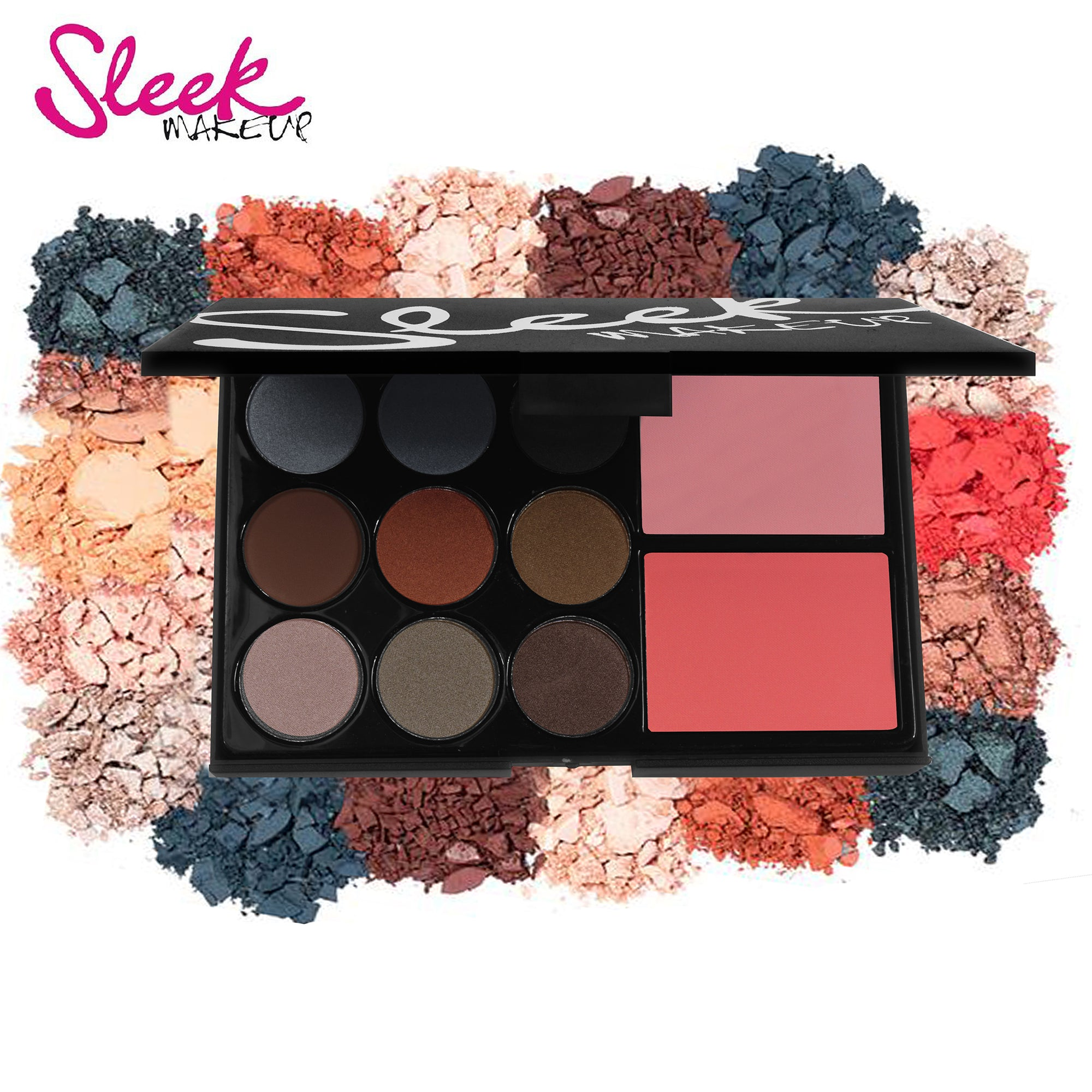 Sleek Makeup IGNITED 11 COLOR EYESHADOW PALETTE-NA10384