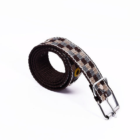 Kids's Belt-Dark Brown -BE253