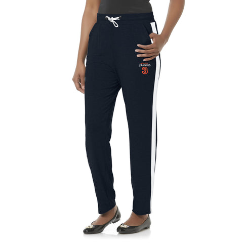 "Ladies ""Korrekt"" Athletic Navy Trouser"