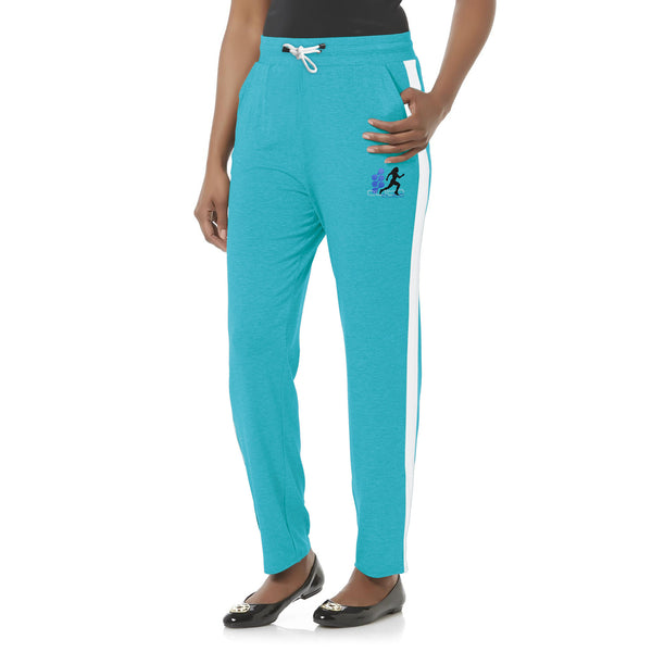 "Ladies ""Mia Cossotta"" Athletic Turquise Trouser"