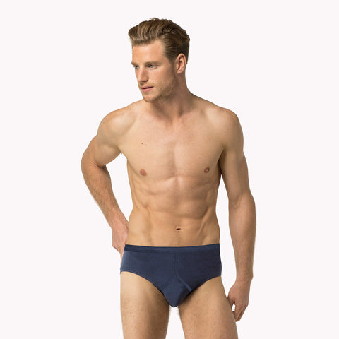 "Men's ""Dunnes Stored"" Underwear-Navy Melange -DSU1"
