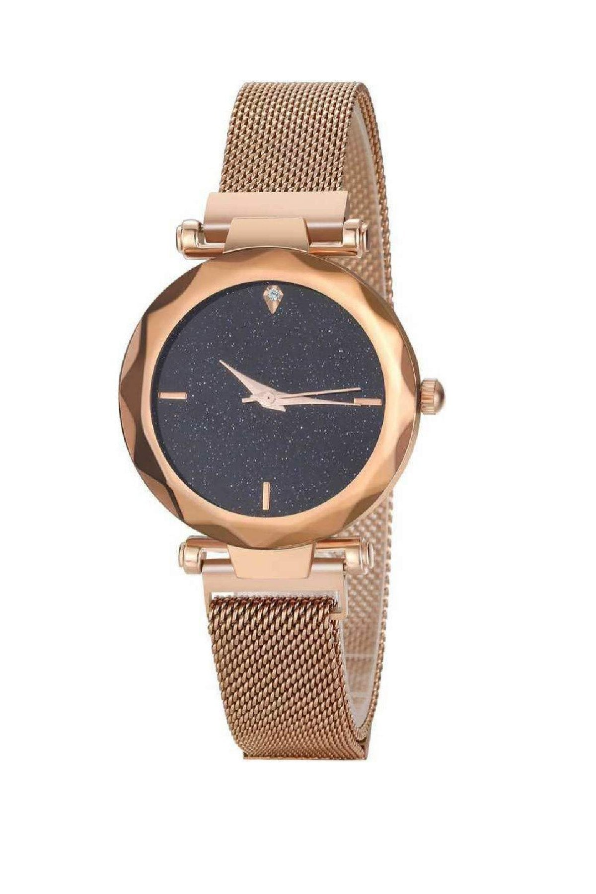 Girl Golden Magnet Watch -GA9001