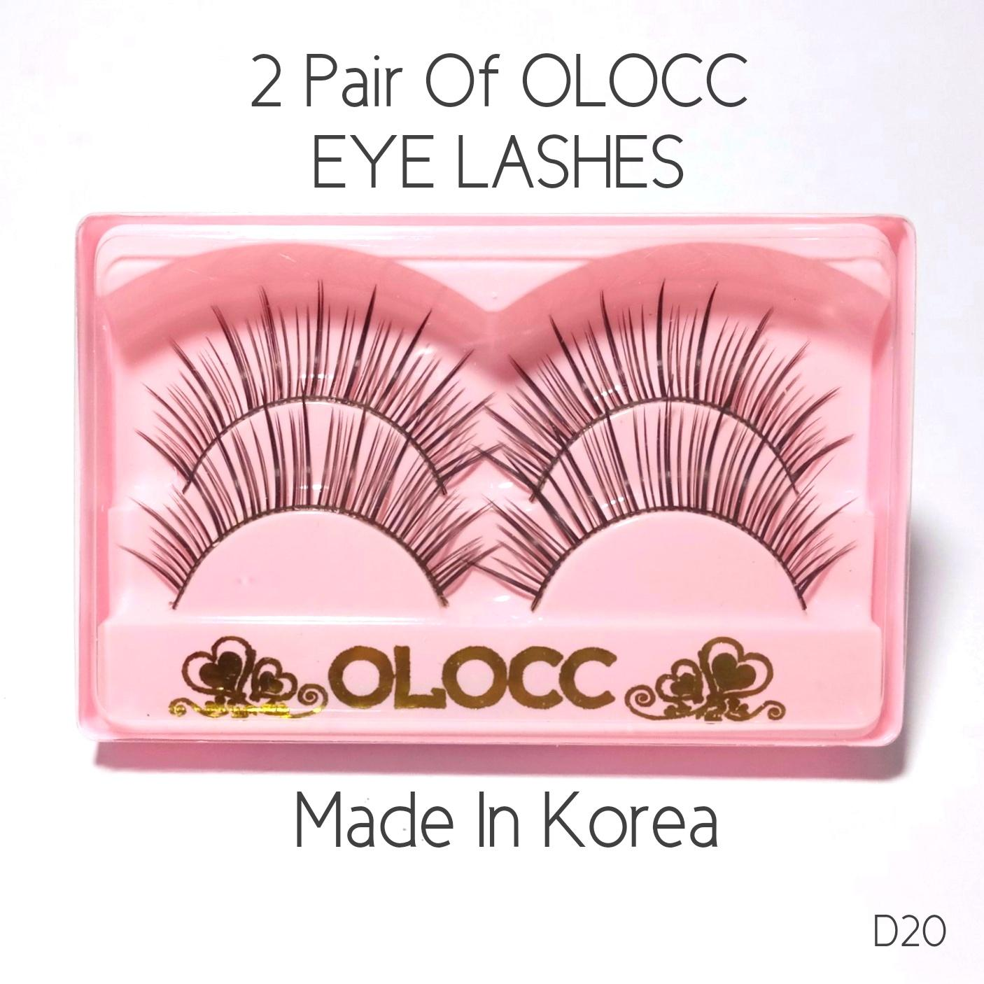 OLOCC Pair Of Eye Lashes-NA9661