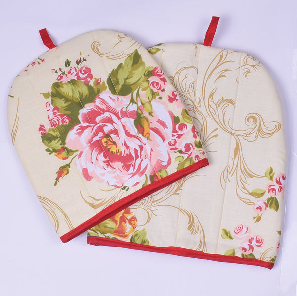 Pack of 2 Crafted Tea Cozy Covers - 655