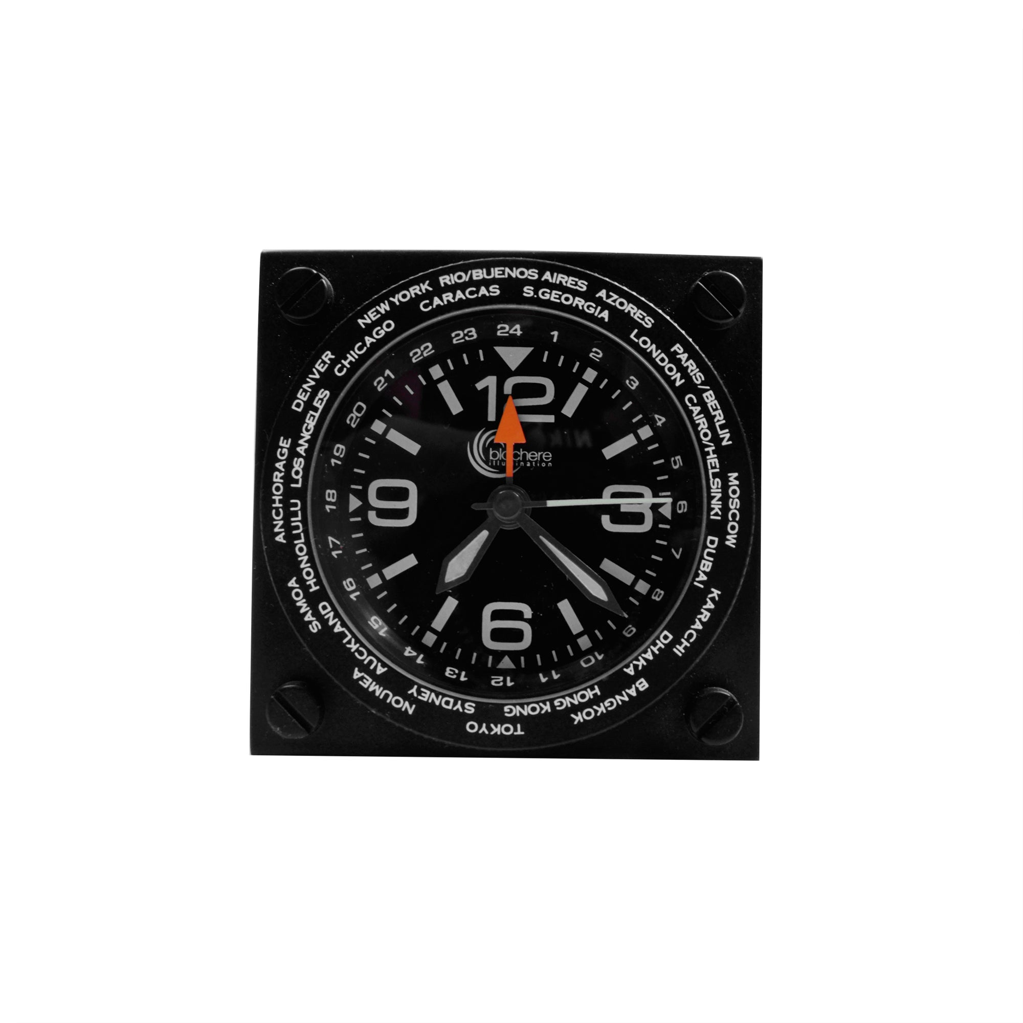 World Time Clock-SK0248