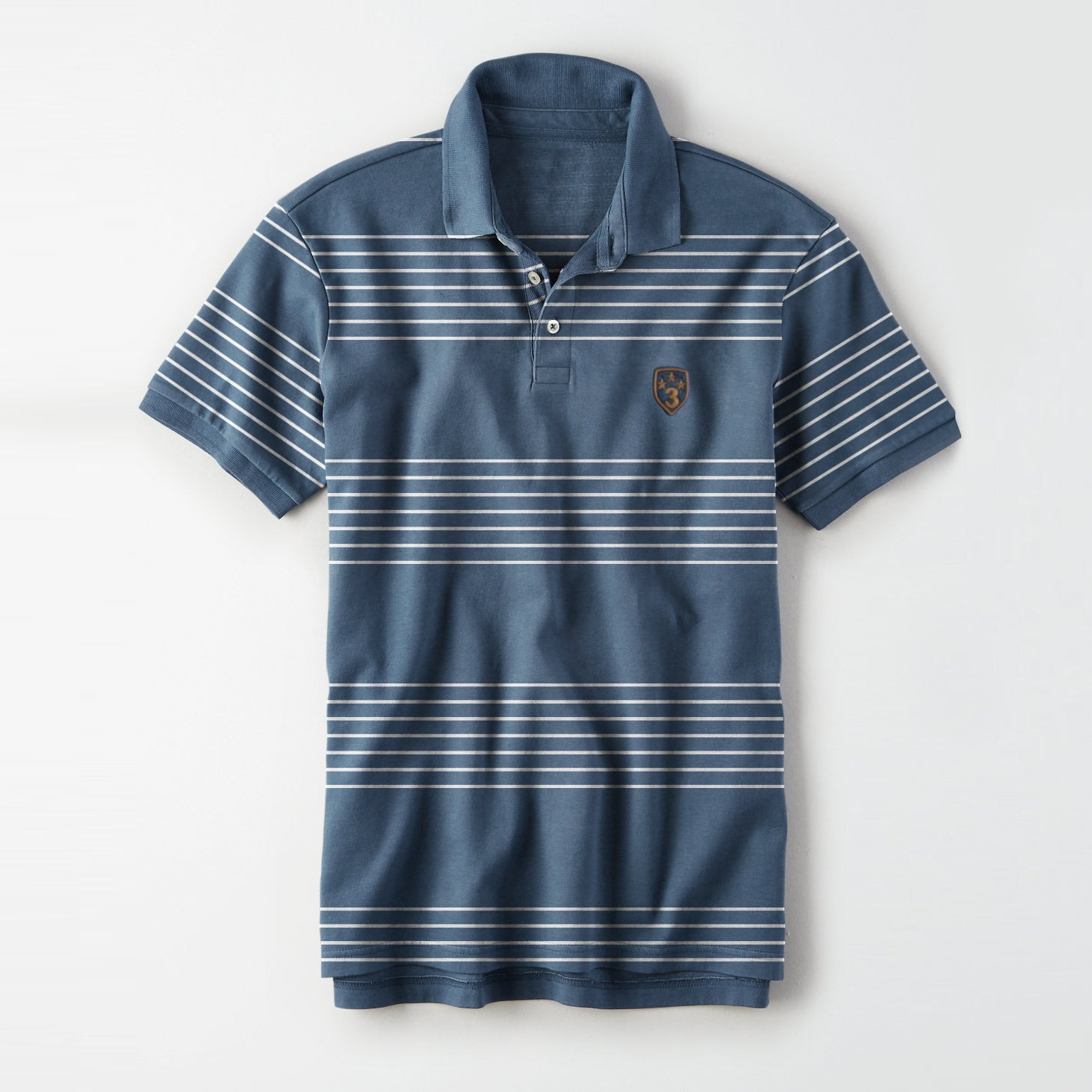Banana Republic Short Sleeve P.Q Polo Shirt For Men-NA8082