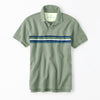 brandsego - Outdoor Life Short Sleeve Single Jersey Polo Shirt For Men-NA8125