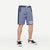 NEXT Terry Fleece Short For Boys-Blue Melange-BE2785