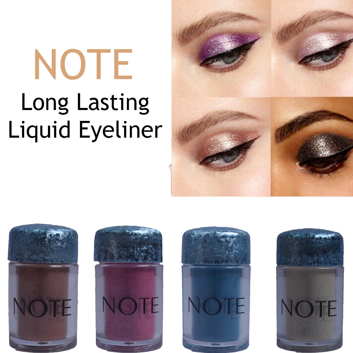 Note Long Lasting Liquid Eyeliner - JW005