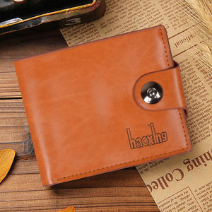 Leather Wallets For Men-NA773