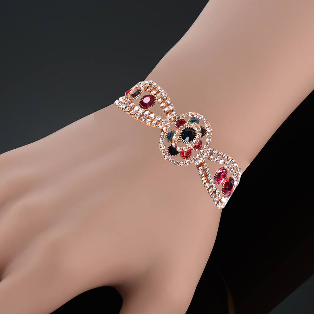 Ladies Stylish Italian Hand Bracelets-BE444