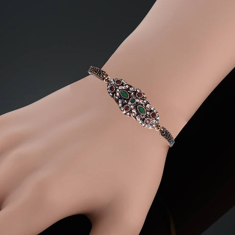 Ladies Stylish Italian Hand Bracelets-BE467