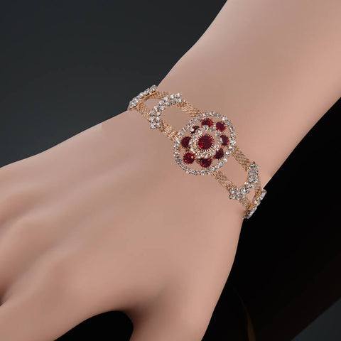 Ladies Stylish Italian Hand Bracelets-BE437