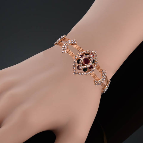 Ladies Stylish Italian Hand Bracelets-BE440