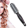 Round Hair Brush for Blow Drying with Soft Nylon Bristles for Short or Medium Curly Hair-SK0383