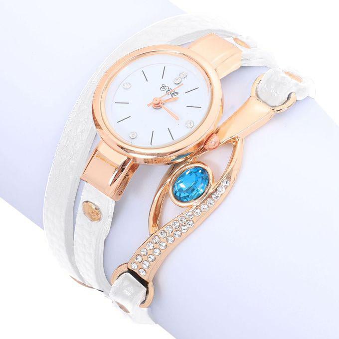 Generic CCQ Fashion Casual Analog Quartz Watch For Women-JW037