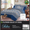 Pasha Collection Platinum Galaxy King Size Bed Sheet-NA10568