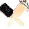 Personalised Wooden Paddle Hair Brush-JW091