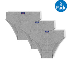 "Pack Of 3 Ladie's ""COTTNY"" Underwear -Gray-(CUW01)"