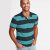 brandsego - GAP Short Sleeve P.Q Polo Shirt For Men-NA8088
