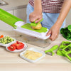 One Step Precision Cutting Kitchen Cooking Tool-JW110