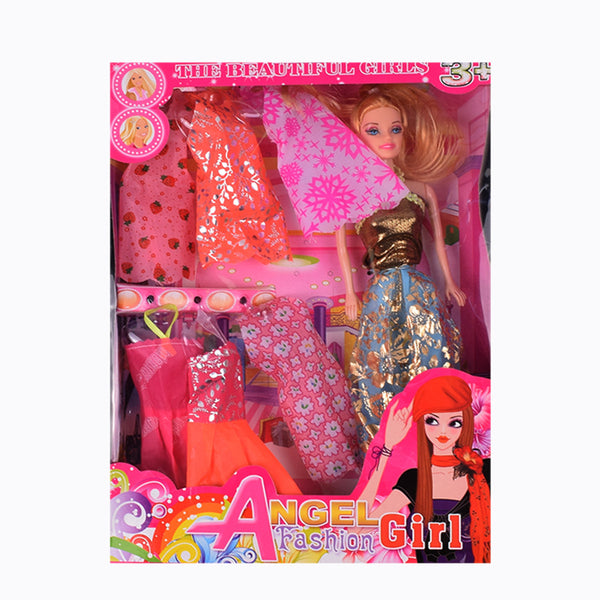 Angel Girl Fashion Doll-Assorted-TA60
