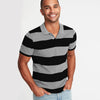 GAP Short Sleeve P.Q Polo Shirt For Men-NA8088