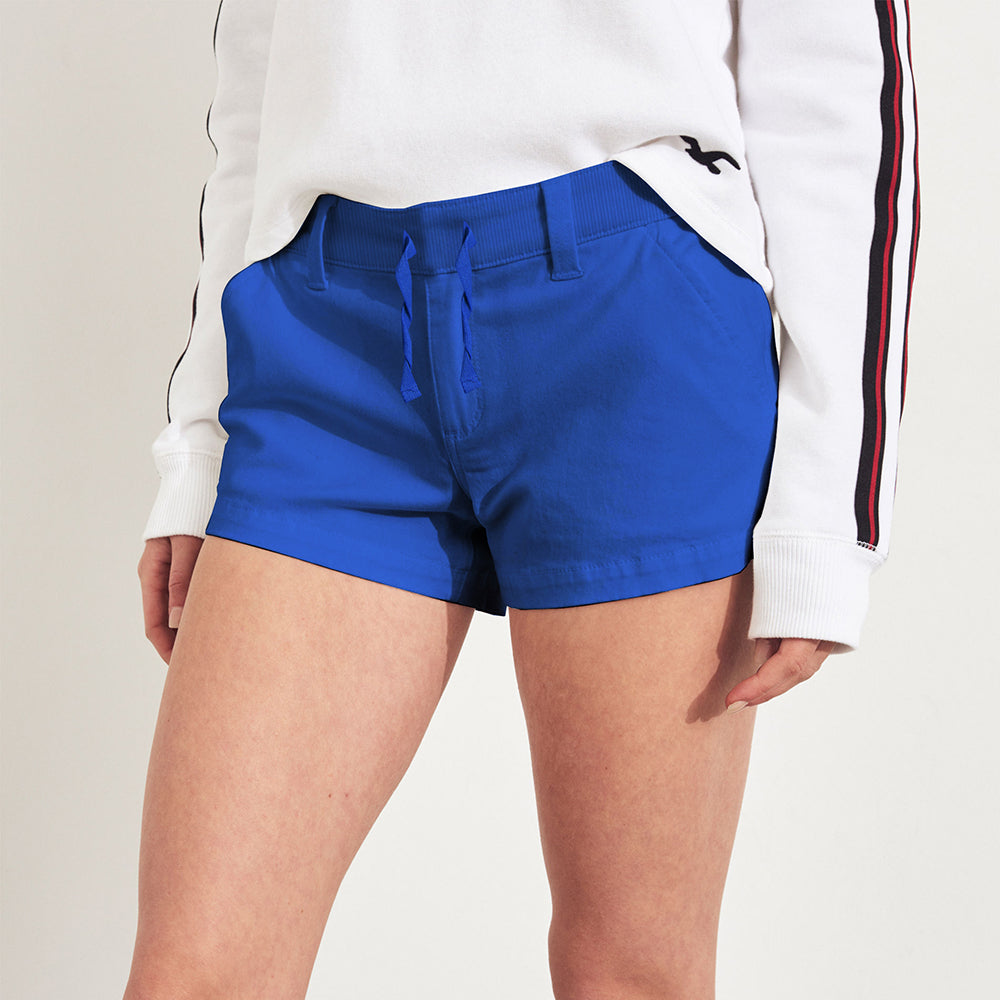 Sfera Cotton Shorts For Girls-NA8666