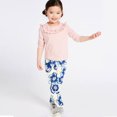brandsego - Next Straight Fit Cotton Trouser For Kids-SK0346